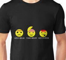 Heroes Sylar Smileys Unisex T-Shirt