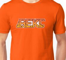 CSGO Pixel Series | REKT Unisex T-Shirt