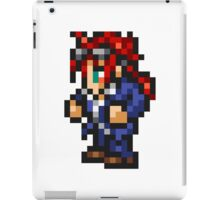 Reno (Turks) sprite - FFRK - Final Fantasy VII (FF7) iPad Case/Skin