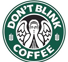 Weeping Angel of Original Starbucks Logo by Dominican646