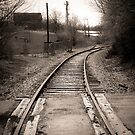 Railroad Blues by Eric Scott Birdwhistell