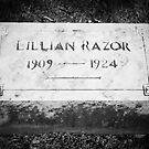 The Razor's Edge by Eric Scott Birdwhistell