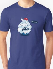 The angry ice cream T-Shirt