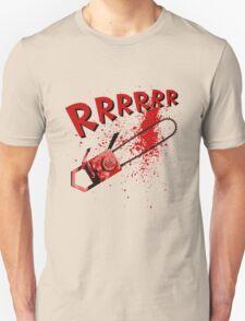 RRRRR Chainsaw Unisex T-Shirt