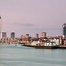 Portsmouth Evening by Drew Walker