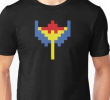 Galaboss - Clean 8 Bit, no frills. Unisex T-Shirt