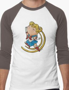 Sailor Moon Men's Baseball ¾ T-Shirt