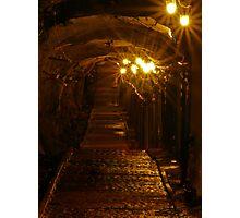 Wonthaggi State Coal Mine Adit Photographic Print