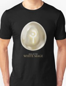 Soul of the White Mage -black T-Shirt