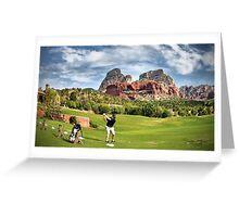 Arizona... simply irresistible! Greeting Card