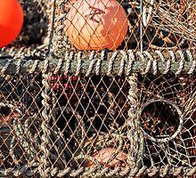 Crab Pots by Susie Peek