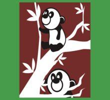 Cute Pandas Kids Clothes