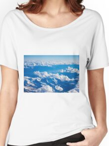 The Alps, Switzerland Women's Relaxed Fit T-Shirt
