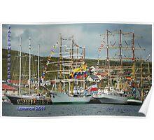 maritime celebration  Poster