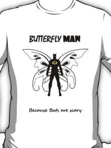 Butterfly Man T-Shirt