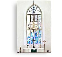 Pühalepa Church Canvas Print
