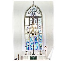 Pühalepa Church Poster