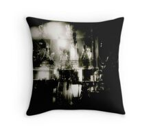 Study in Glass II Throw Pillow