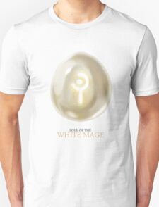 Soul of the White Mage -white T-Shirt