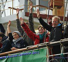 Alexander von Humboldt's crew [1] by NordicBlackbird