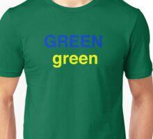 Green # 2 Unisex T-Shirt