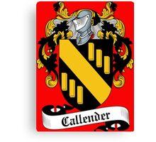 Callender  Canvas Print