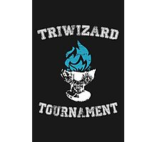 Triwizard Tournament Photographic Print