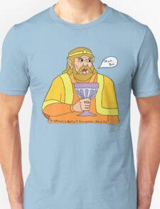 The King of Hyrule- Mah Boi T-Shirt