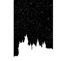 Hogwarts Space Photographic Print