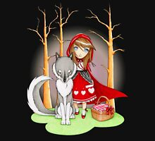 Red Riding Hood and Wolfie T-Shirt