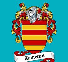 Cameron  by HaroldHeraldry