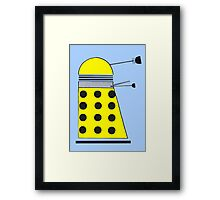 Eternal Dalek Framed Print