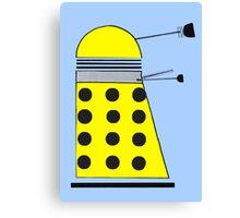 Eternal Dalek Canvas Print