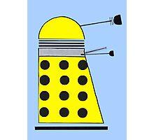 Eternal Dalek Photographic Print