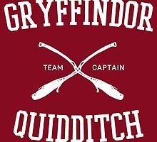 Hogwarts Quidditch Team: Gryffindor by Ian A.