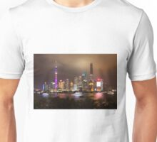 View from Bar Rouge Shanghai Unisex T-Shirt