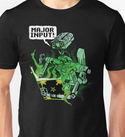 Major Input Unisex T-Shirt