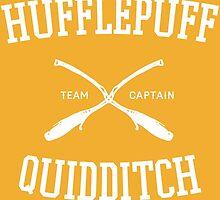 Hogwarts Quidditch Team: Hufflepuff by Ian A.