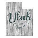 Utah State Typography by surgedesigns