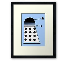 Supreme Dalek Framed Print