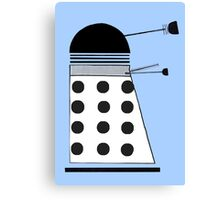 Supreme Dalek Canvas Print