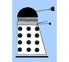 Supreme Dalek Photographic Print