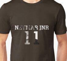Neymar Jnr 11 - Black & White Unisex T-Shirt