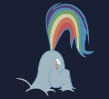 Hiding pony - big T-Shirt