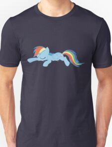 Sleepy Pony - big T-Shirt