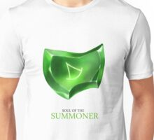 Soul of the Summoner -white Unisex T-Shirt