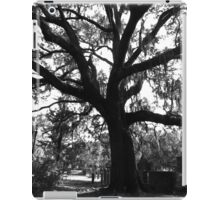 Cemetery Moss iPad Case/Skin