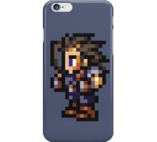 Zack Fair sprite - FFRK - Final Fantasy VII (FF7) iPhone Case/Skin