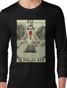Tarot: The Hanged Man Long Sleeve T-Shirt