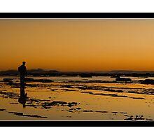 Up At Dawn Photographic Print